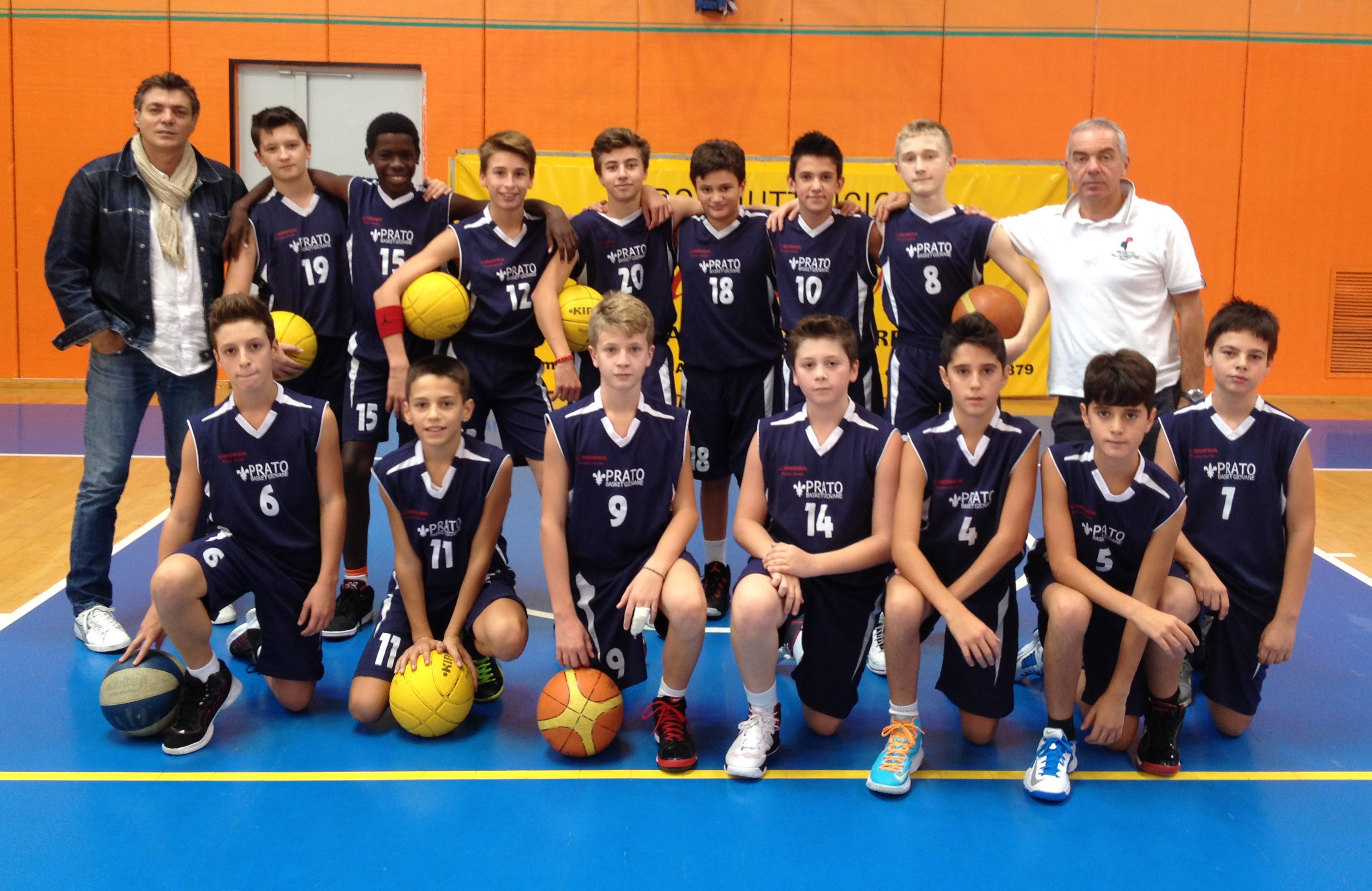 UNDER 13 : CONQUISTATE LE FINAL FOUR CON UNA GIORNATA DI ANTICIPO
