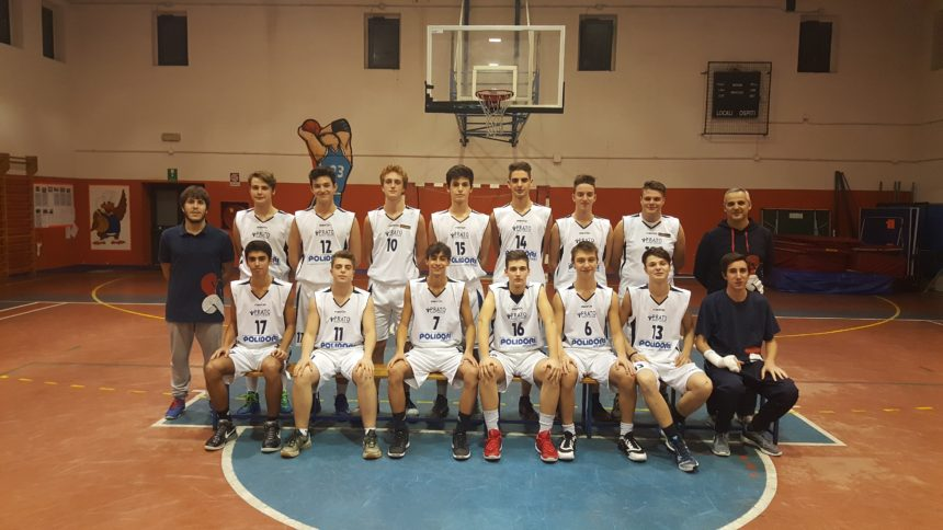 Under 18 Elite: Si parte col botto!