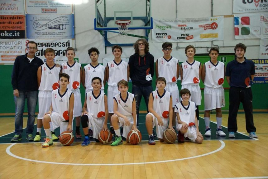 Under 14 Elite: Pronto riscatto!