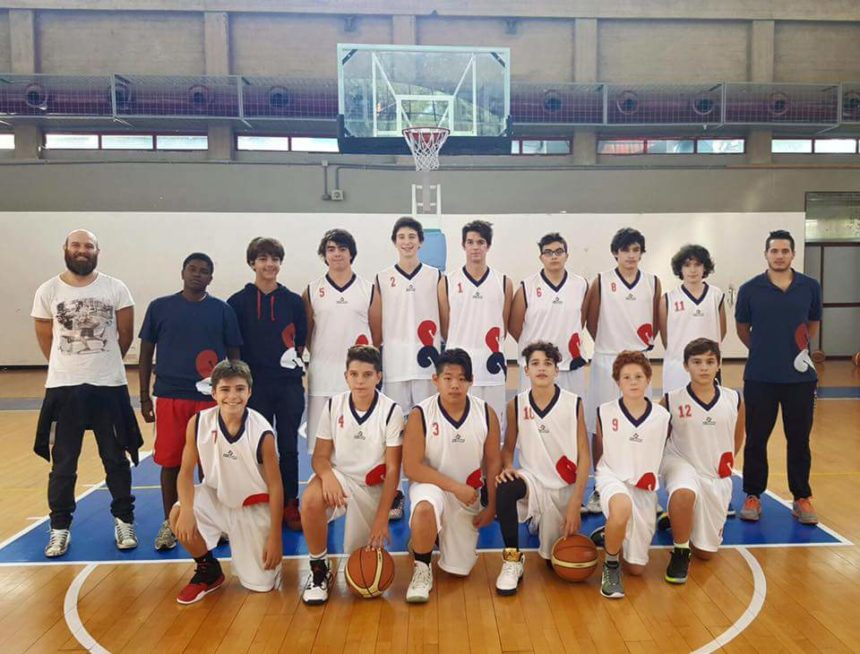 Under 15: Agliana 47 – Prato 39