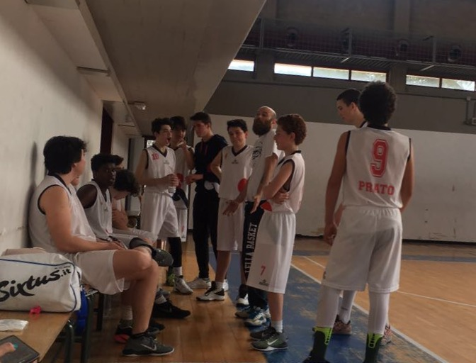 Under 15: Partita mai in discussione