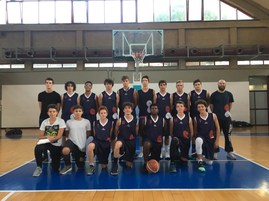 Gli Under 16 Elite vincono a Firenze