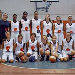 Brutta partita per l'Under 14 Femminile