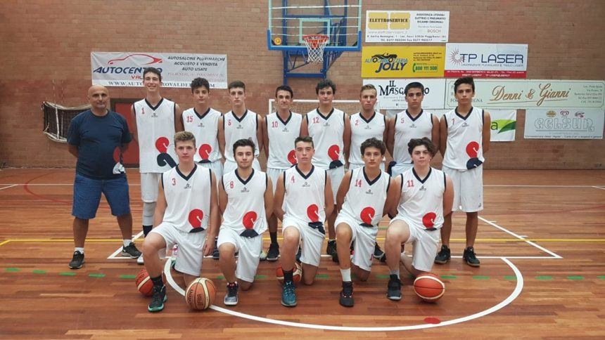 Tour de force per gli Under 18 Gold