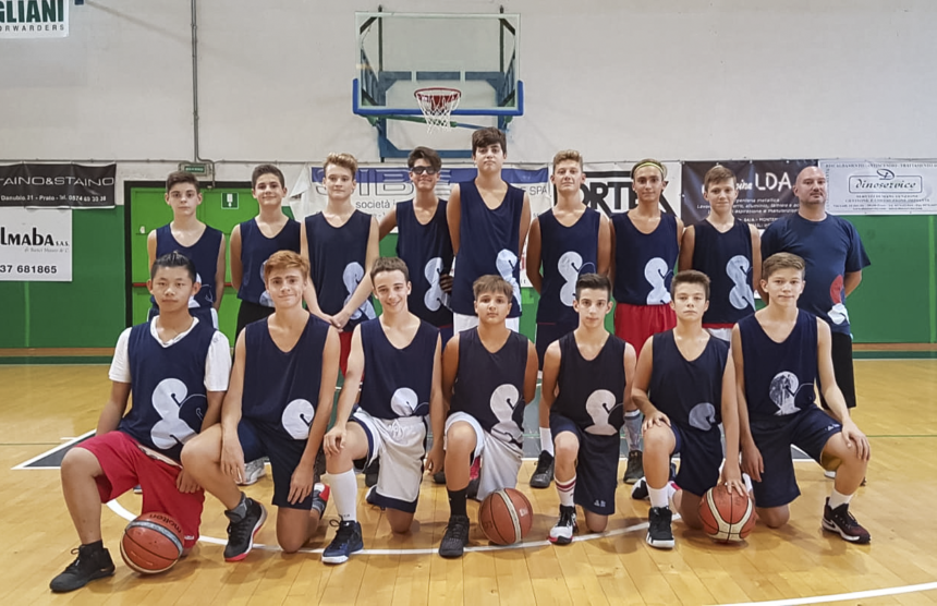 Gli Under 15 Silver passano a Quarrata