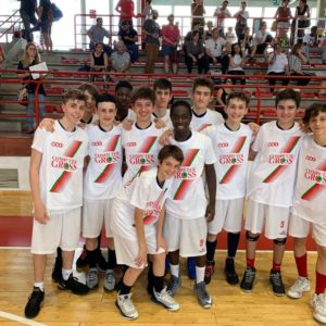 "Gli Under 14 Elite vincono ""3° Memorial Ademaro Lombardi"""