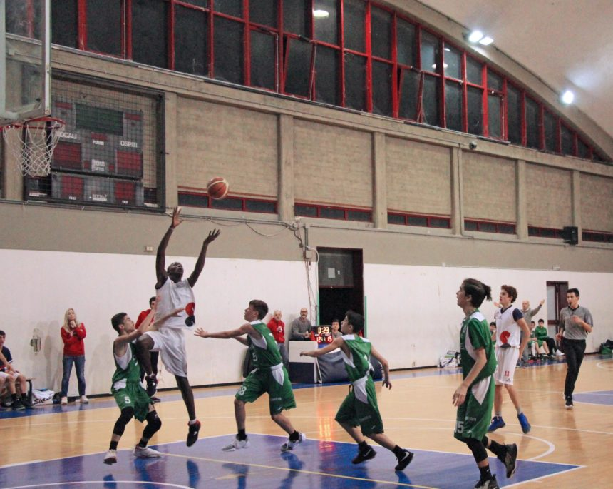 Pronto riscatto per gli Under 14 Elite
