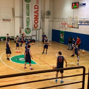 Under 18 Gold vincente anche in trasferta