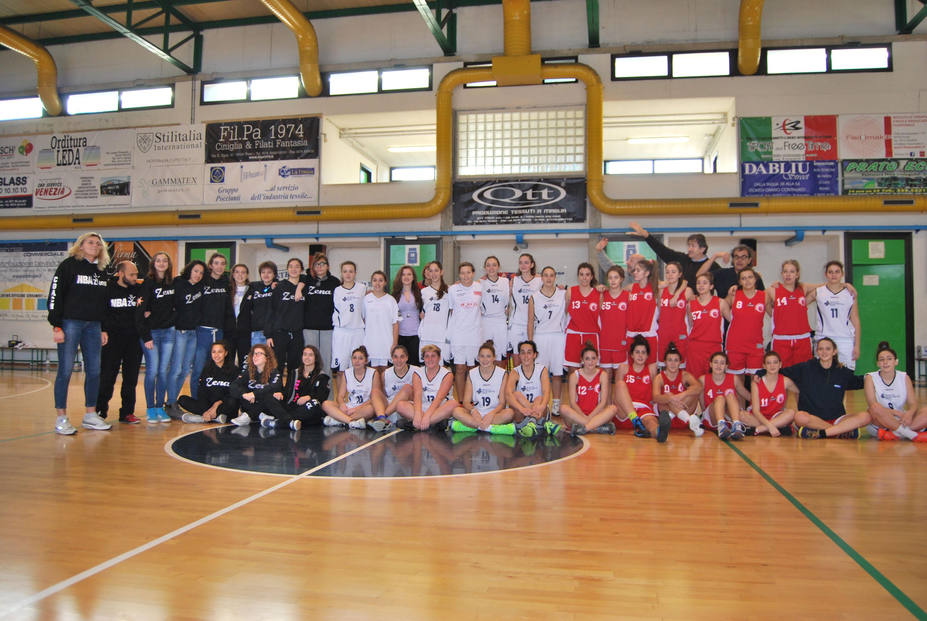 U17F: Prato vince il XIV° Torneo Castagnoli
