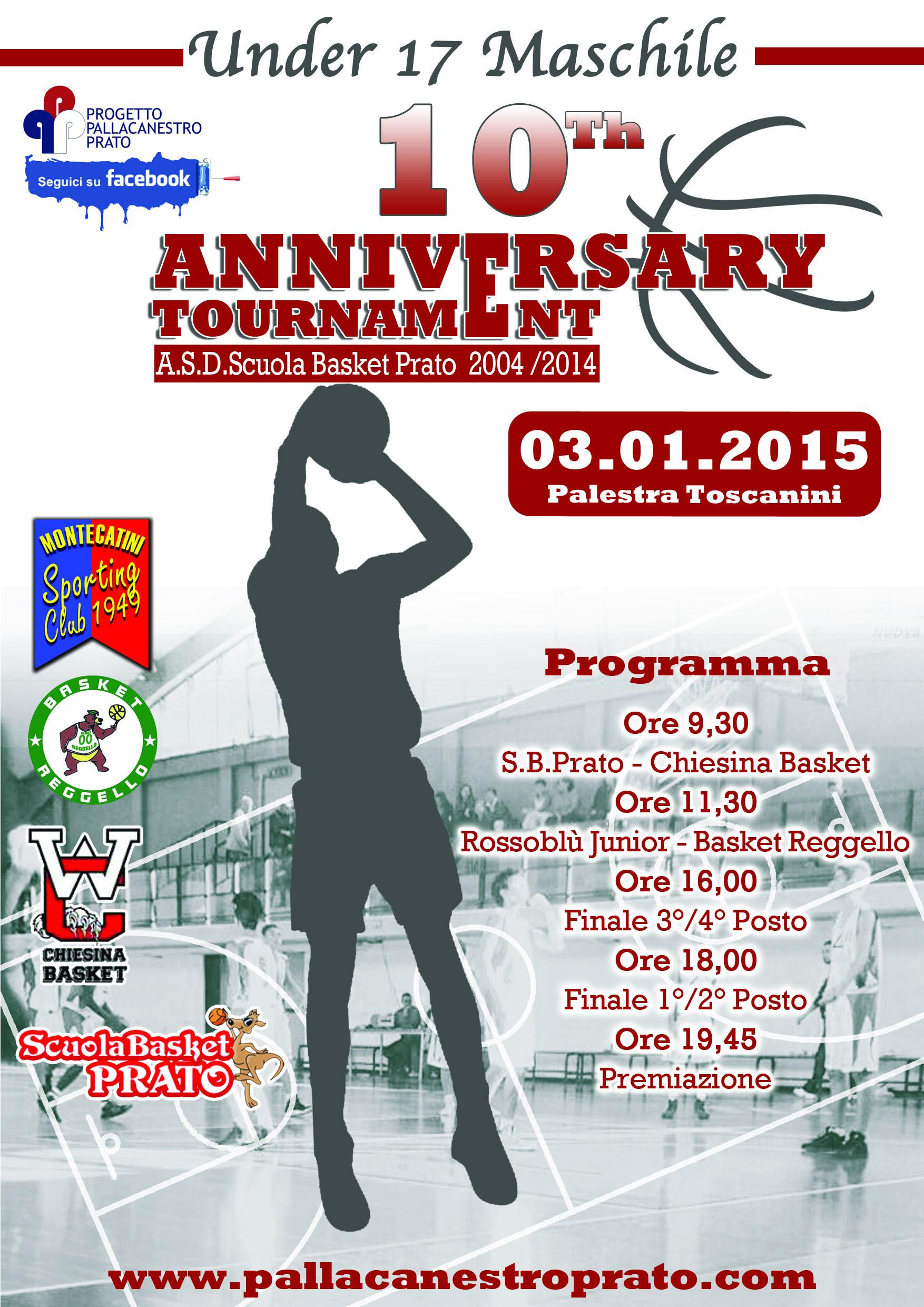 Torneo U17 3 Gennaio 2015