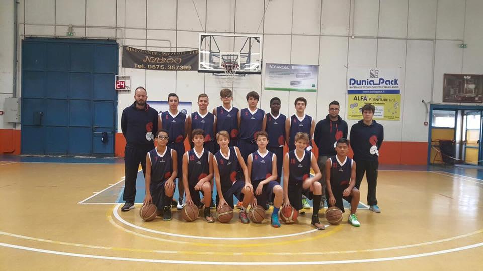 U15 Eccellenza: Prato Basket Giovane vs Virtus Siena 68 – 47