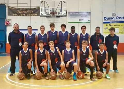 U15 Ecc.: Prima vittoria stagionale ad Arezzo