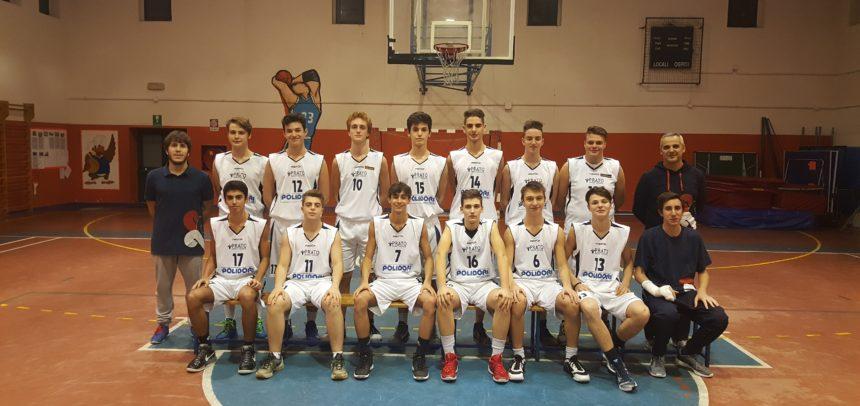 U18 Elite: Sconfitta a Siena sponda Mens Sana