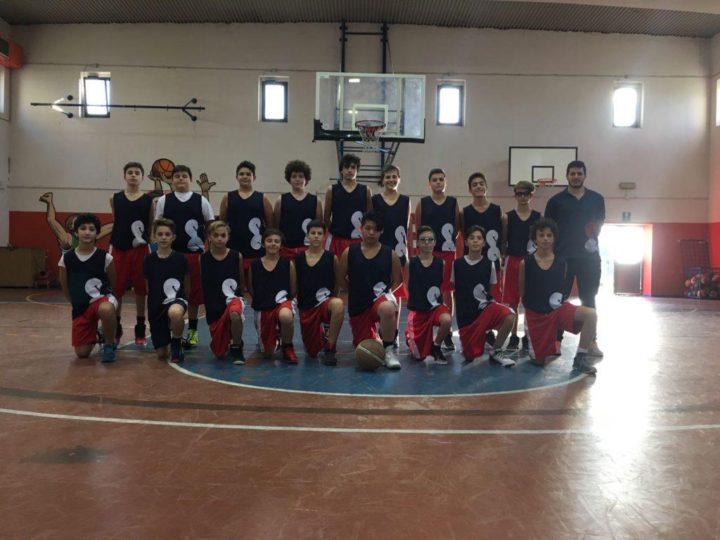 Squadra Under 14 Maschile