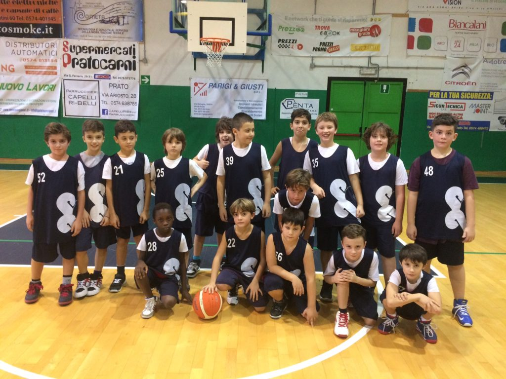 Squadra Aquilotti 2007