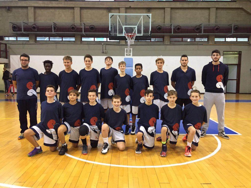 Squadra Under 13 Sud