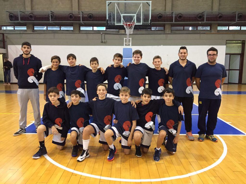 Squadra Under 13 Maschile Nord