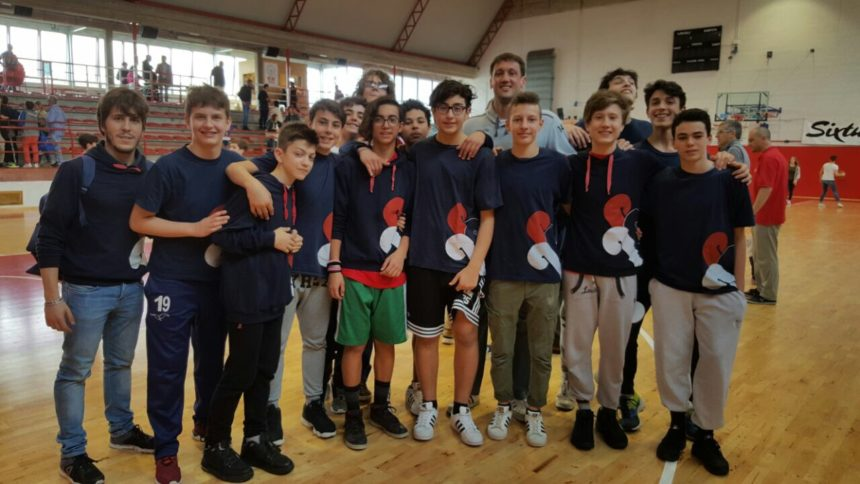 Under 14 Elite: Vittoria al torneo di Empoli