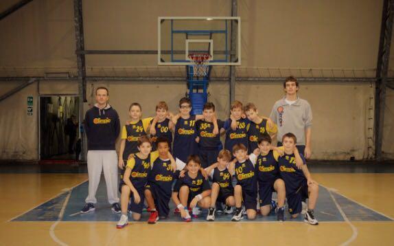 Squadra Aquilotti 2006 Olimpia Legnaia