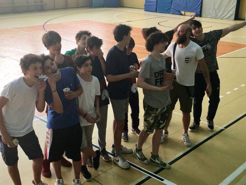 Under 15: Felici e vincenti