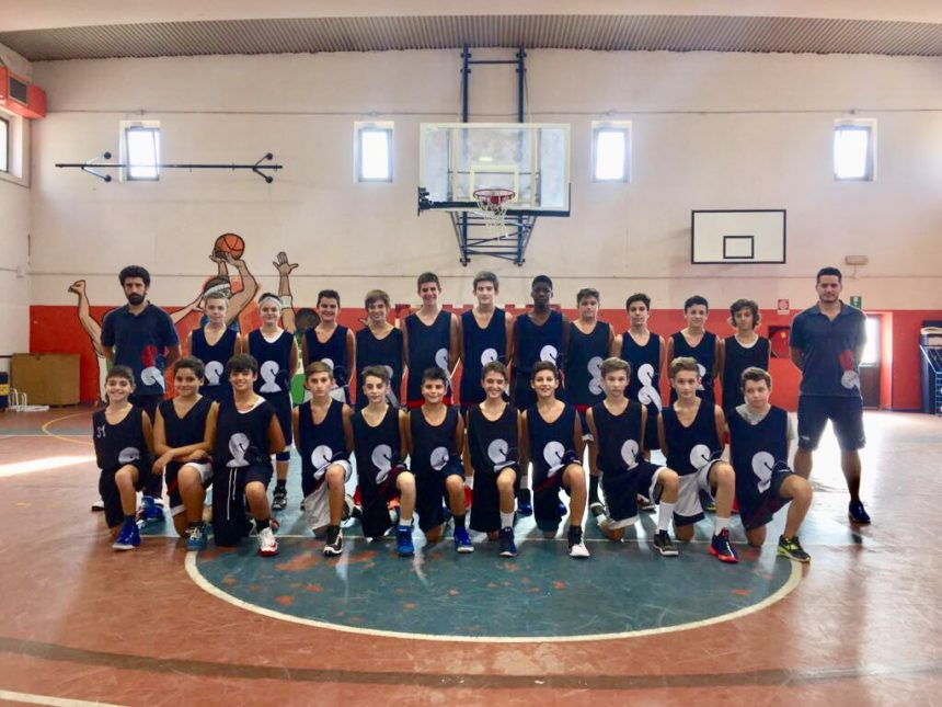Al via la seconda fase per gli Under 13