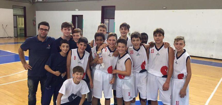 Under 14 Elite: Torneo d'Autunno
