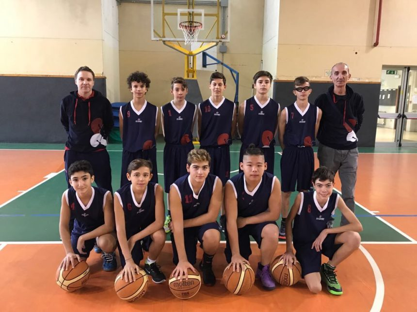 Pesante sconfitta degli Under 15 contro Sancat