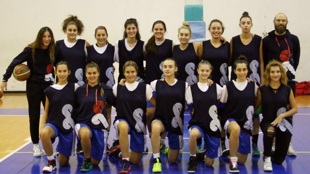 Squadra Under 16 Femminile