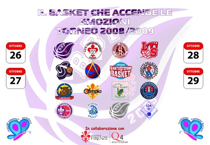 Aquilotti 2008: 3 giorni di torneo a Firenze