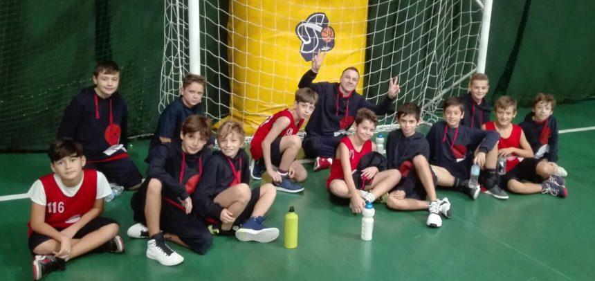 Aquilotti 2007 super al torneo di Firenze