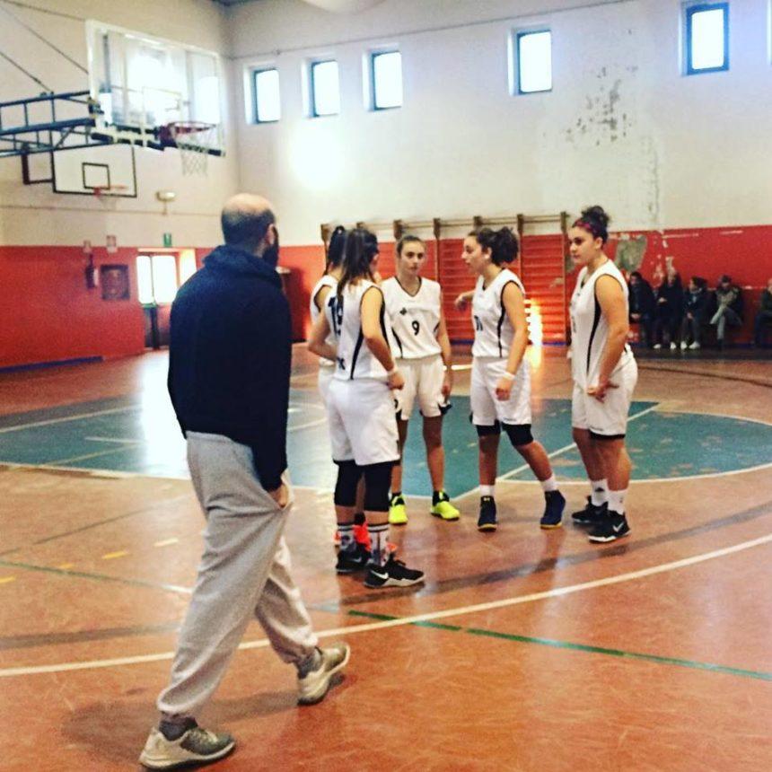 Under 16 Femminile: Vittoria nel derby