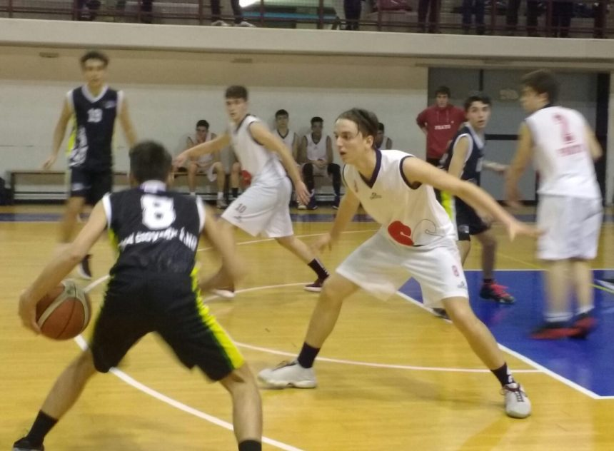 Under 18 Elite: Vittoria sofferta contro Galli