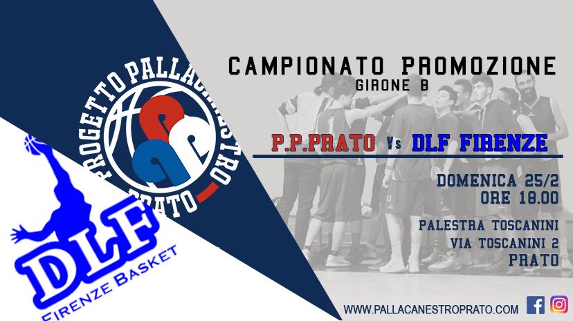 La Promozione ospita domenica il DLF Firenze