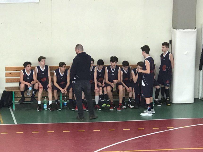Tornano alla vittoria gli Under 14