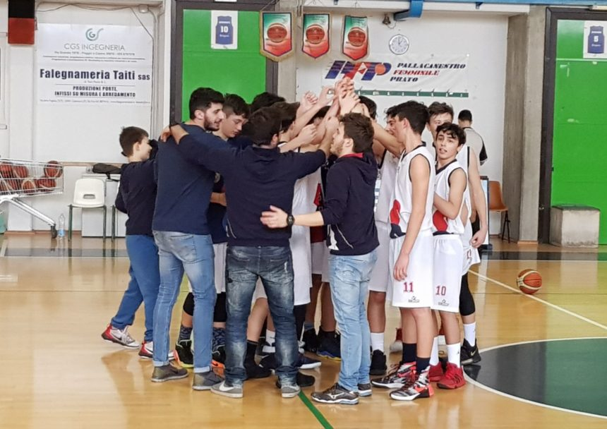 Under 15 Eccellenza: Importante vittoria con Galli