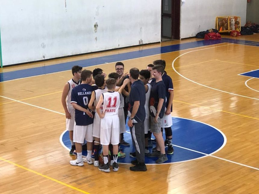 Gli Under 14 Elite si impongono su Mens Sana