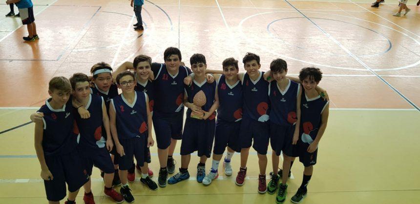 Gli Under 15 vincenti al torneo di Impruneta