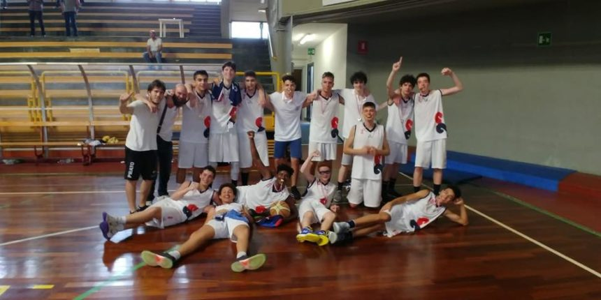 Under 16 Elite Campioni Regionali