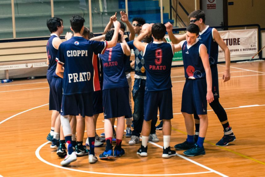 Gli Under 16 Elite conquistano le Final Four!