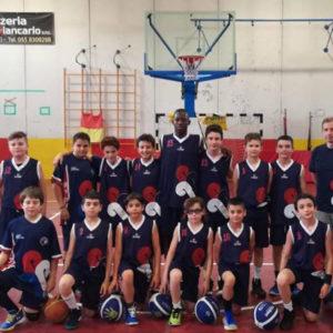 Gli Esordienti Blu al 34° Torneo Nazionale Giusva Pieraccioni