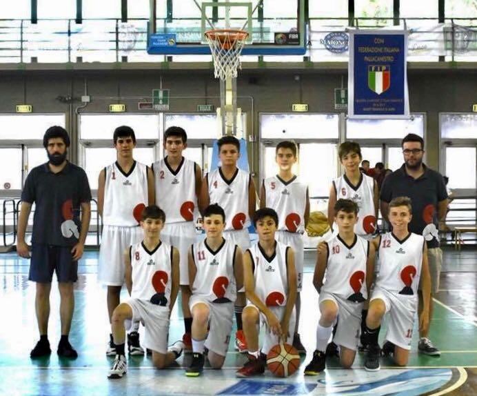 Gli Under 13 sul podio del Torneo Città di Lucca