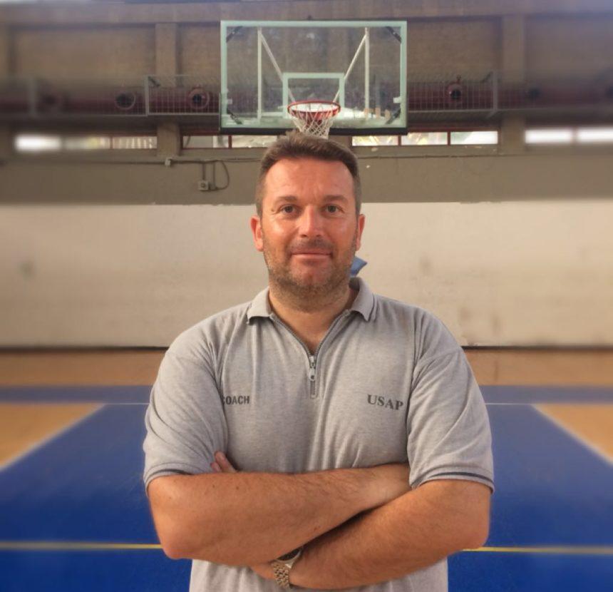 Fabrizio Biondi nuovo allenatore PPP