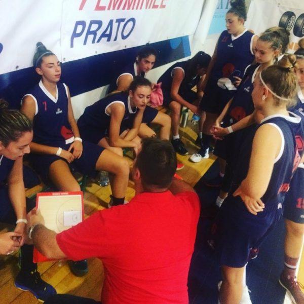 Promozione Femminile: Passi avanti nella seconda gara di Coppa