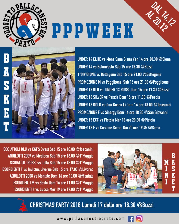 PPPWeek da 14 al 20 Dicembre