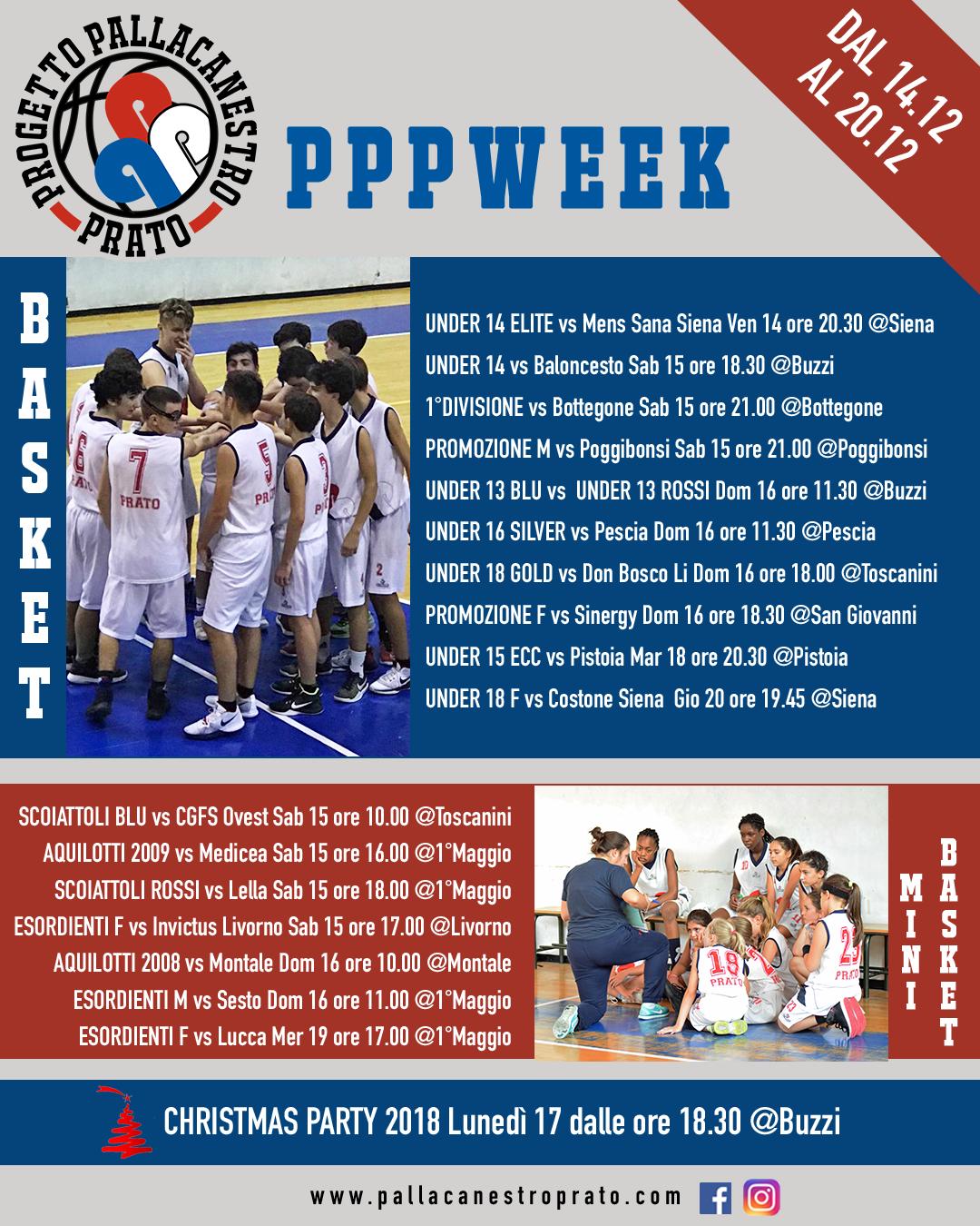 pppweek dal 14 al 20 dicembre 2018_2019