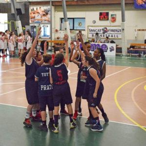 L'Under 14 Femminile torna alla vittoria