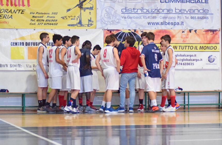 Under 15 Eccellenza: Sconfitta contro la forte Calenzano