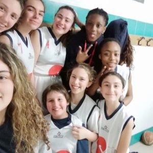 Grande vittoria per l'Under 14 Femminile