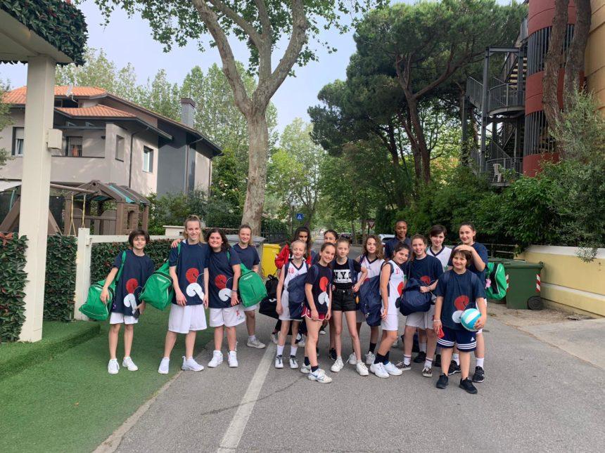 Quinto posto a Rimini per le Esordienti