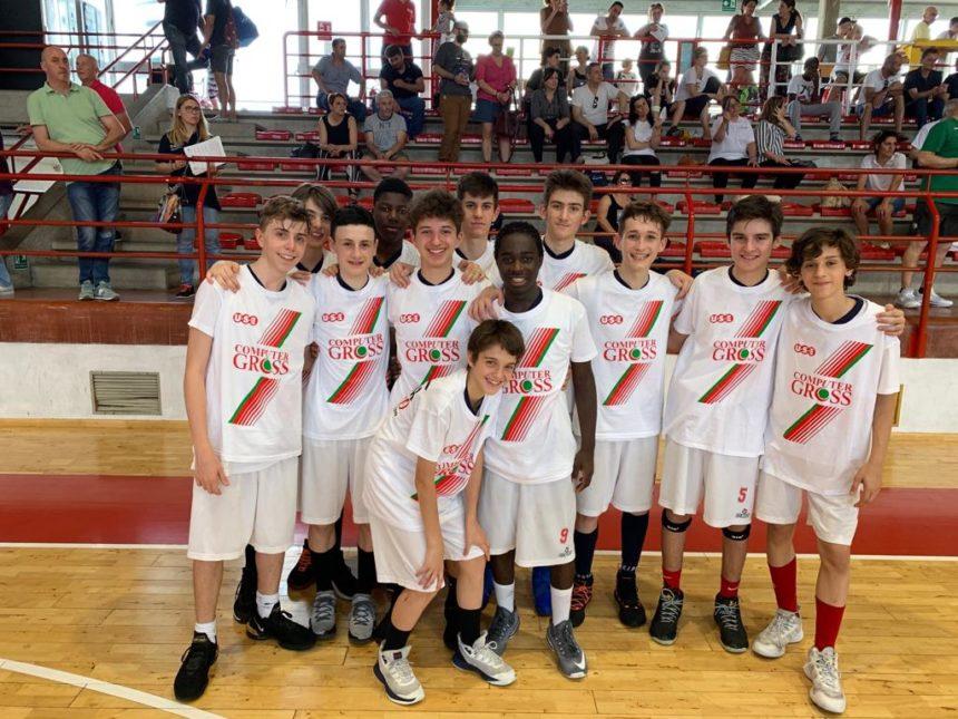 """Gli Under 14 Elite vincono """"3° Memorial Ademaro Lombardi"""""""